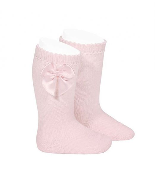 Knee-high socks for girls