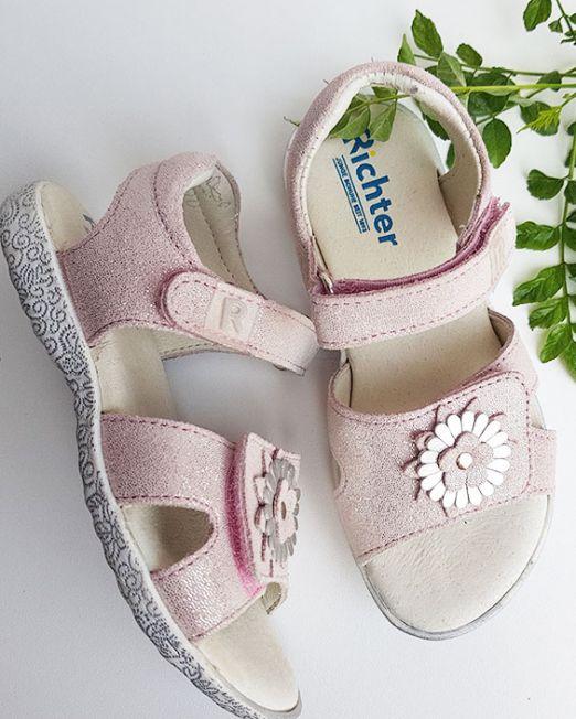 Summer girl sandals