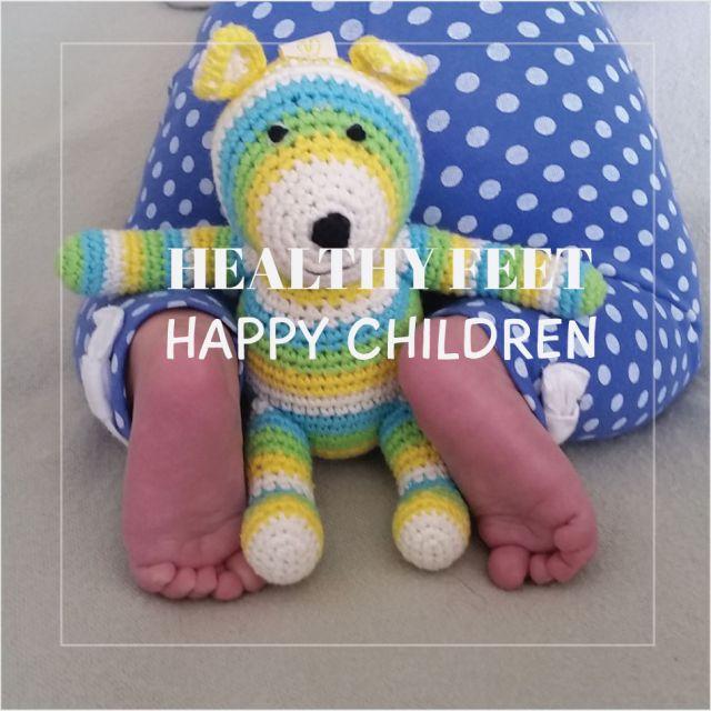 Healthy-feet-happy-children